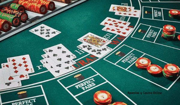 Juega al blackjack en línea con ApuestasyCasino Online