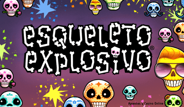 Esqueleto Explosivo Jugar tragamonedas
