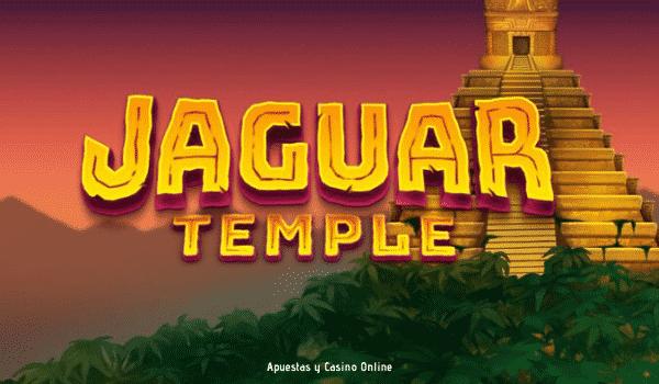 Jaguar Temple Jugar tragamonedas