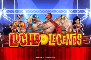 Lucha Legends Jugar tragamonedas
