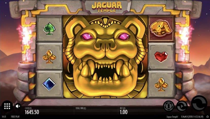 Jaguar Temple tragamonedas gratis a apuestas y casino online