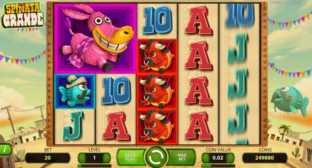 Spinata Grande tragamonedas gratis a apuestas y casino online
